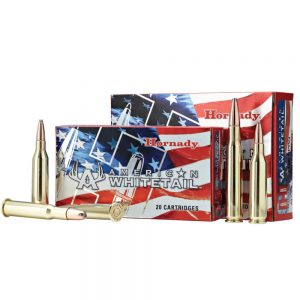 Hornady American Whitetail Rifle Ammunition