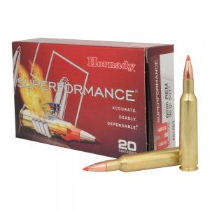 Hornady Superformance Rifle Ammunition