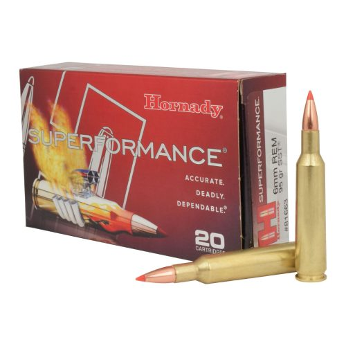 Hornady Superformance Rifle Ammunition