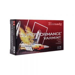 Hornady Superformance Varmint Rifle Ammunition