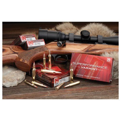 Hornady Superformance Varmint Rifle Ammunition