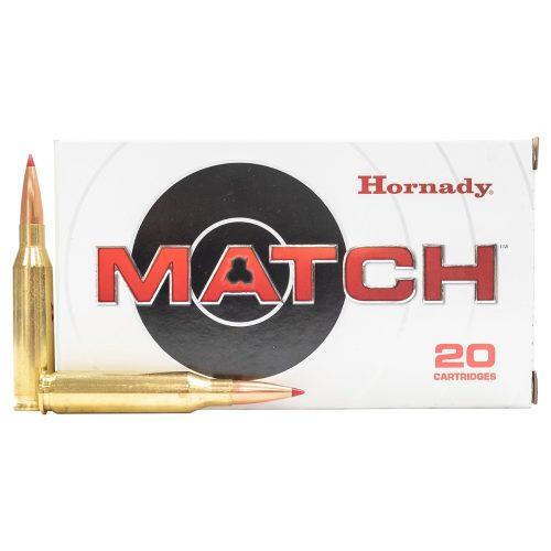 Hornady Match Rifle Ammunition