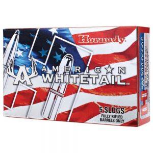 Hornady American Whitetail 12ga Slugs
