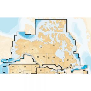 Lowrance Navionics+ Canada