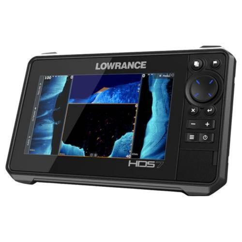 Lowrance HDS-7 Live
