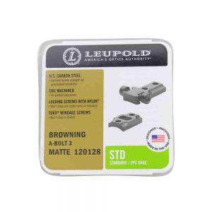 Leupold STD 2pc Base