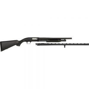 Mossberg Maverick M88 Combo 12ga Pump Action Shotgun