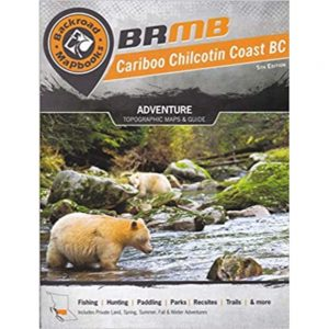 Backroad Mapbook Cariboo/Chilcotin