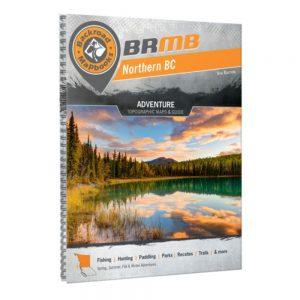 Backroad Mapbook Northern B.C.