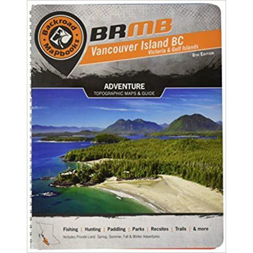 Backroad Mapbook Vancouver Island
