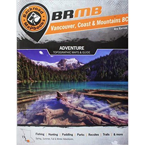Backroad Mapbook Vancouver