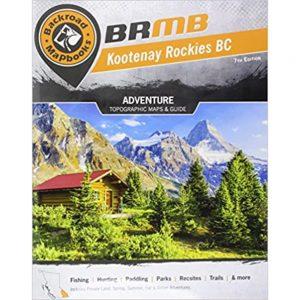 Backroad Mapbook Kootenay