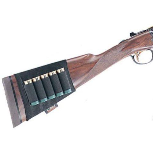 Uncle Mikes Buttstock Shotgun Shell Holder