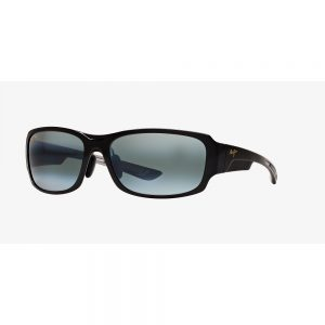 Maui Jim Grey Bamboo Forest Sunglasses