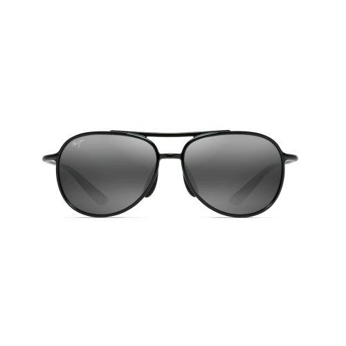 Maui Jim Grey Alelele Bridge Sunglasses