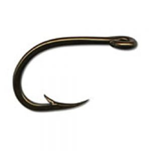 Mustad Black Beak Hook 25pk