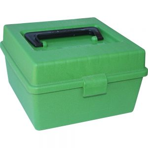 MTM Deluxe Ammo Box 100 Rounds