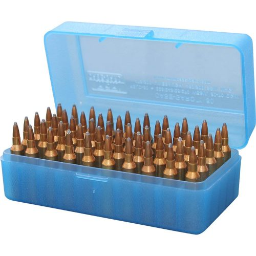MTM Ammo Box 50 Rounds