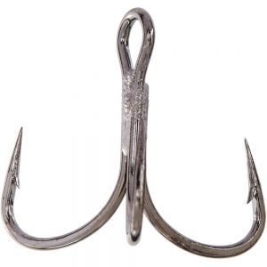 Mustad KVD Elite 2x Treble Hook 11pk