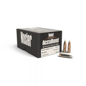 Nosler Accubond Boat Tail Bullets