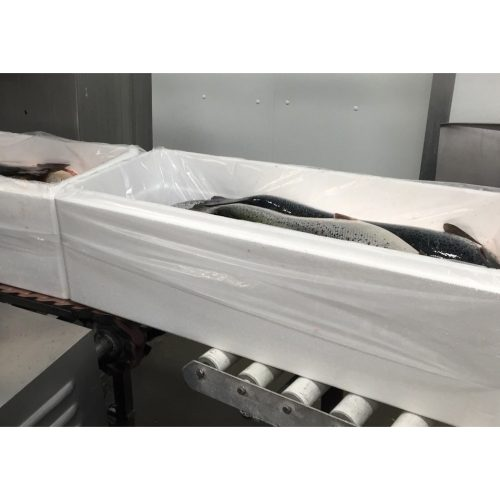 Aqua-Pak Waxed Cardboard Outer for Styro FB-2