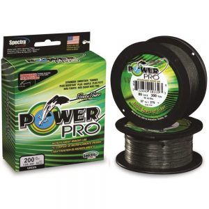 Power Pro Braided Downrigger Line