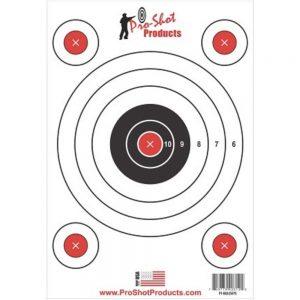 "Pro Shot Bullseye 9""x13"" Target"