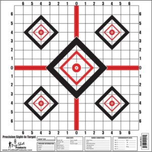 "Pro Shot Sight in 16""x16"" Target"