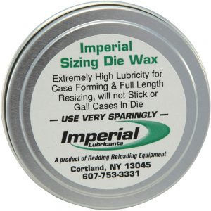 Redding Imperial Size Wax