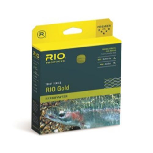 Rio Trout Series Rio Gold Fly Line