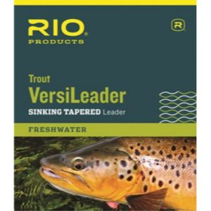 Rio Trout VersiLeader Sink Tapered Leader