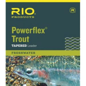 Rio Powerflex Trout Tapered Leader