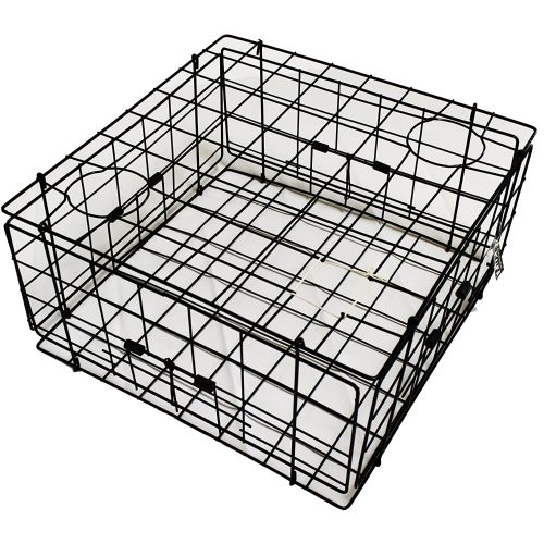 Kufa Deluxe Folding Crab Trap