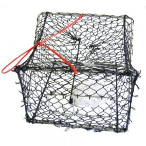 Sea King S/S Folding Crab Trap