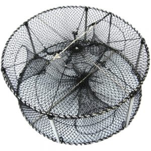 Sea King Folding Round Prawn Trap
