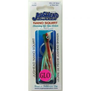 Jughead Nano Squirt Hoochie Rigged