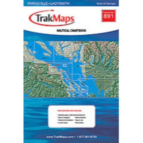 TrakMaps Parksville - Campbell River