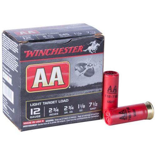 Winchester AA Heavy Target Load 12ga Shotshells