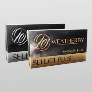 Weatherby Select Rifle Ammunition