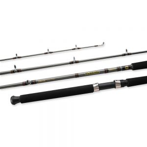 Daiwa Wilderness 9' Downrigger/Trolling Rod