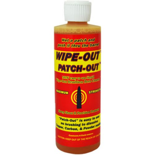 Wipe Out - Patch Out Bore Cleaner
