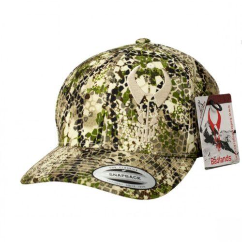 Badlands Approach Snapback Hat