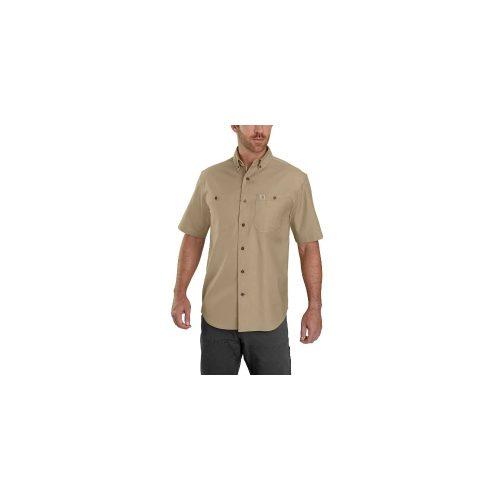 Carhartt Men's Rigby Work Short Sleeve Shirt
