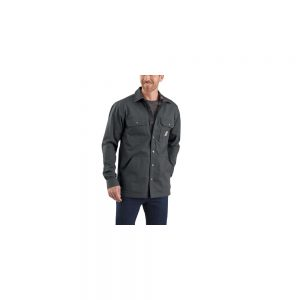 Carhartt Men's Ripstop Solid Shirt Jacket