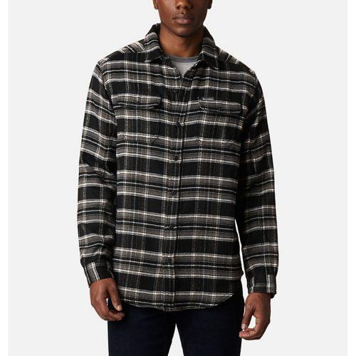 Columbia Men's Deschutes River Flannel Long Sleeve Shirt