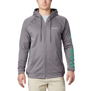 Columbia Men's Terminal Tackle Full Zip Fleece Jacket