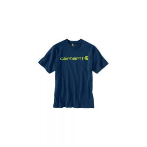 Carhartt Men's Signature Logo T-Shirt