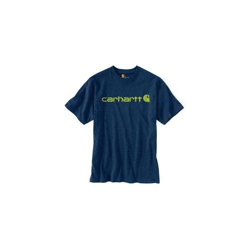 Carhartt Men's Signature Logo T-Shirt