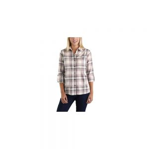 Carhartt Women's Fairview Plaid Short Sleeve Shirt