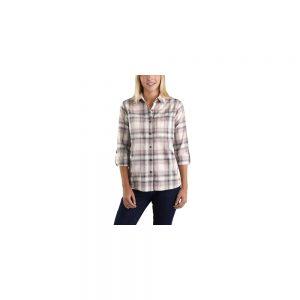 Carhartt Women's Fairview Plaid Short Sleeve Shirt